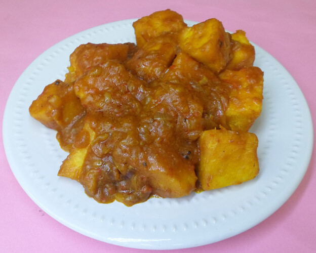 Yam Porridge Recipe